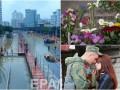 День в фото: Годовщина трагедии Бабьего Яра, отправление военных в зону АТО и потоп в Китае