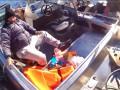 В Запорожье перевернулся катер с чиновниками