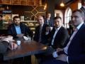 Зеленского, Ермака и Ляшко оштрафовали за посещение кафе в Хмельницком