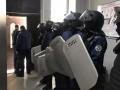 Штурм горсовета Жмеринки: в суде распылили газ