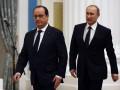 Путин отказался от встречи с Олландом - Reuters