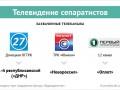 В Донецке не работают сепаратисткие каналы: украинская артиллерия попала в телевышку - СМИ