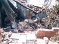 Мина сепаратистов попала в жилой дом на Донбассе
