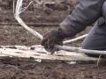 Активисты блокады Крыма наблюдают за ремонтом ЛЭП в Чаплынке