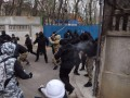 Массовая драка в Одессе: защитники стройки напали на активистов