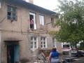 В Каменском обвалился балкон с двумя мужчинами