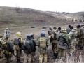 Карта АТО: В боях ранены двое украинских военных