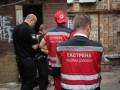 В центре Киева при странных обстоятельствах умер мужчина