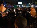 В США арестовали почти 100 человек на митинге против полиции