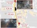 ДТП в Харькове: скорость Lexus показали на схеме