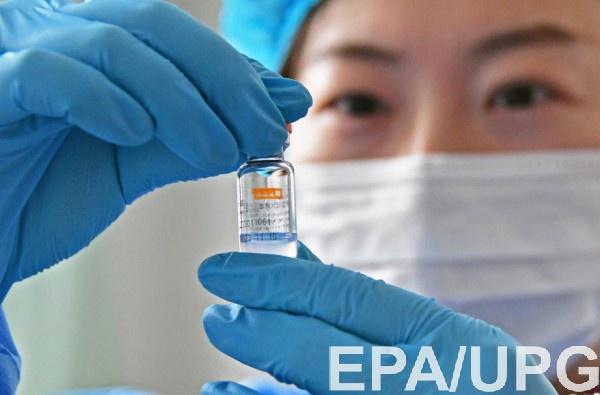 Кулеба попросил МИД Китая посодействовать экспорту COVID-вакцины