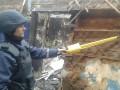 В Харькове в стене дома нашли боеприпасы