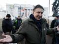 Саакашвили задержали и поместили в СИЗО