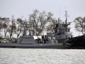 Россия куда-то перевезла два из трех захваченных у Украины кораблей