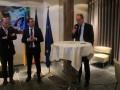 Украина открыла новое консульство в Бельгии