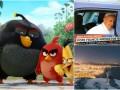 Хорошие новости 24 сентября: Angry Birds в кино, Папа на Fiat  и путешествие хаски