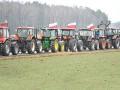 Польские фермеры бастуют и на тракторах идут на Варшаву