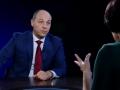 Парубий: Боевую гранату в меня бросал гражданин России
