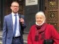 Мать убитого Бузины встретилась с генпрокурором Венедиктовой