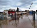 На курорте Кирилловка затопило свыше 10 баз