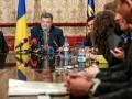 В Риге Порошенко заявил, что недоволен темпами реформ в Украине