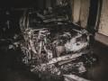 Поджог авто невестки Гонтаревой: полиция еще не возбуждала дело