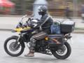 Харьковчанин с ростком перца едет в Австралию на мотоцикле