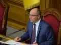 Парубий объявил о смерти Тымчука и отпустил депутатов
