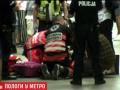 В Варшаве женщина родила ребенка на станции метро