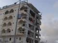 Боевики взорвали гостиницу в столице Сомали