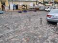 Андреевский спуск в Киеве стал пешеходным