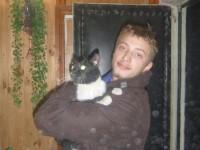 В Киеве спасли кошку при помощи перфоратора