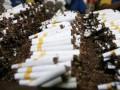 Эксперты: в Великобритании процветает нелегальная торговля табаком