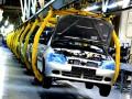 В Украине рухнуло автопроизводство