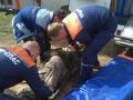 В Крымских горах спасли парализованного жителя Днепра
