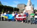 В Европе поддержали акцию в поддержку Ильми Умерова