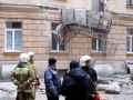 В центре Одессы обрушились два балкона