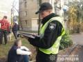 В Киеве неадекват открыл стрельбу по случайной прохожей