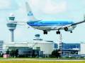 Нидерланды закрывали воздушное пространство