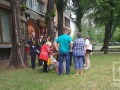В Кривом Роге во время парада несколько студентов потеряли сознание