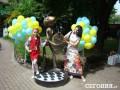 В центре Киева открыли памятник муравью