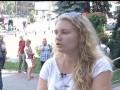 Волнения на Святошино: начальник милиции думает, что дело об избиении активистки на рынке закроют