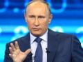 На прямой линии с народом Путин поспорил с Кудриным