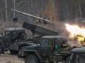 Карта АТО: сутки на Донбассе прошли без потерь украинских военных