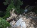В Керчи частично обрушилась Митридатская лестница
