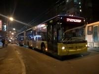 Обвал Шулявского моста: некоторые троллейбусные маршруты изменились