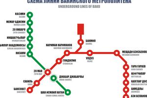 Парламент Азербайджана назначил штрафы за придерживание дверей в вагонах метро.