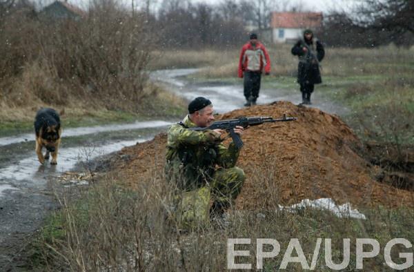 Оккупанты за сутки 40 раз обстреляли позиции ВСУ на Донбассе