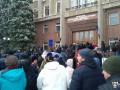 Гибель Волошина: в Николаеве люди требуют отставки главы ОГА