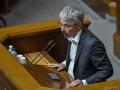 Рада приняла за основу закон о столице авторства Ткаченко